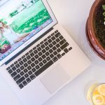health coaching website makeover for Miss Nutritionista