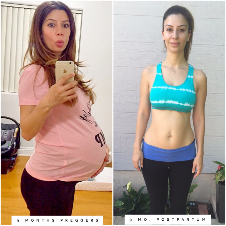 Post-Pregnancy Weight Loss